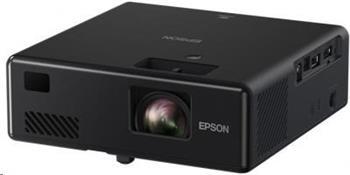 EPSON projektor EF-11, Full HD, laser, 2.500.000:1, USB 2.0, HDMI, Miracast, 3,5mm Jack, 2W repro