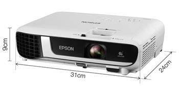 EPSON projektor EB-X51, 1024x768, 3800ANSI, 15000:1, VGA, HDMI, USB 2-in-1, volitelně WiFi
