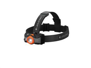 LEDLENSER čelovka MH7 - černo-oranžová - Box