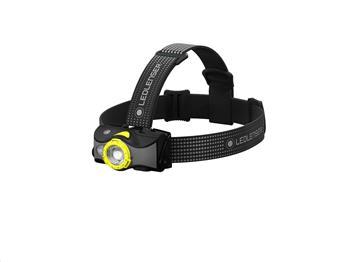LEDLENSER čelovka MH7 - černo-žlutá - Box