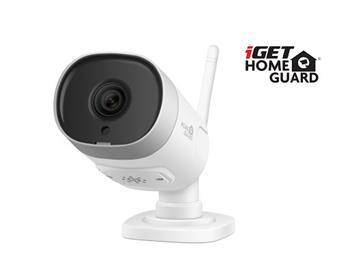 iGET HOMEGUARD HGWOB852 - bezdrátová IP FullHD kamera 1080p, IR LED, venkovní, detekce pohybu