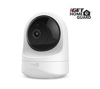 iGET HOMEGUARD HGWIP819 - bezdrátová IP FullHD kamera 1080p, IR LED, vnitřní, detekce pohybu, microSD slot