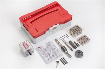 Lamello INVIS Mx2 Starter Kit komplet + šablona Rasto (6100300)