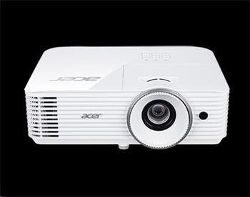 ACER Projektor P1555, DLP 3D,1080p(1920x1080) FHD,4000 ANSI,10 000:1,VGA,HDMI,HDMI(MHL)repro1x10W, 2,9Kg,Lifelamp 4000