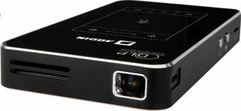 Aodin přenosný mini projektor AirGo, Android, repro - Bazar - použito na výstavě, 100% stav