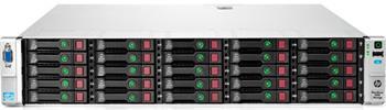 HP StoreEasy 1860 9.6TB SAS Storage (8x1.2TB SAS12GEnt10K SFF +16openSFFslots +2SFFM.2withWSS16STD)