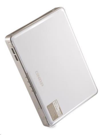 QNAP TBS-453DX-8G (4C/Celeron J4105/1,5-2,5GHz/8GBRAM/4xM.2/1x10GbE/1xGbE/4xUSB2.0/3xUSB3.0/1xHDMI/)