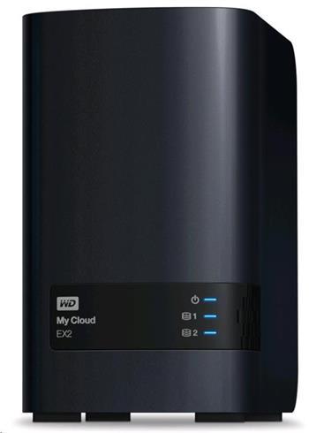 """WD My CLOUD EX 2 ULTRA, 6 TB (2x3TB) 3,5"""", RJ45, NAS"""