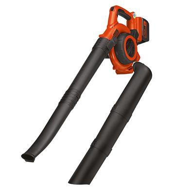 Black&Decker GWC3600L20 Aku zahradní fukar / vysavač 2-v-1 36 V Li-Ion baterie 2,0 Ah