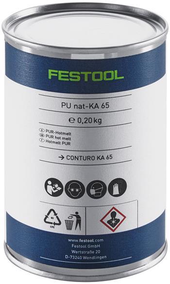 Festool PU nat 4x-KA 65 PU lepidlo přírodní (200056)