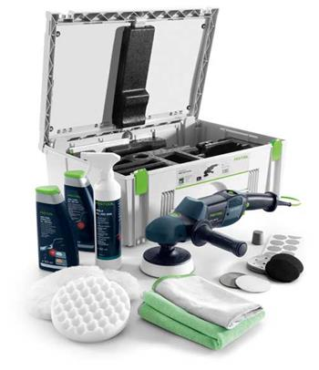 Festool RAP 150-21 FE-Set Automotive Rotační leštička (570828)