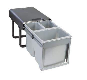 Sinks EKKO FRONT 40 2x16l