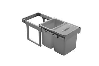 Sinks EKKO EASY 40 2x8+1x16l