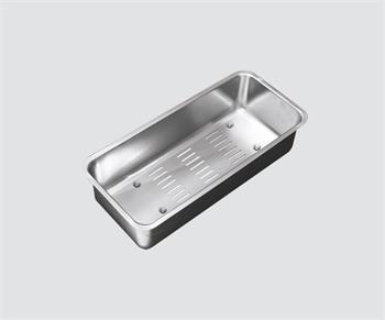 Sinks miska 160x390mm nerez