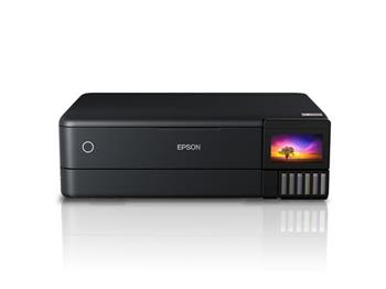 EPSON tiskárna ink EcoTank L8180, 3v1, A4, 28ppm, USB, LCD panel, Foto tiskárna, 6ink