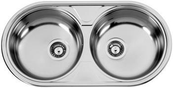 Sinks DUETO 847 M 0,6mm matný