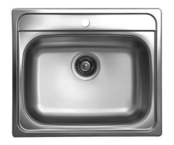 Sinks TRITON 570 V 0,8mm leštěný
