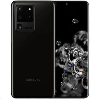 Samsung Galaxy S20 Ultra 5G (G988), 128 GB, černá