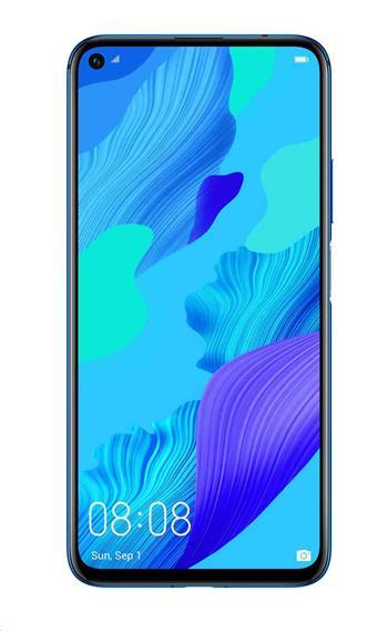 Huawei Nova 5T, 6GB/128GB, modrá (GMS)