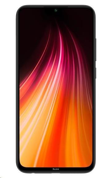 Xiaomi Redmi Note 8, 4GB/64GB, Space Black