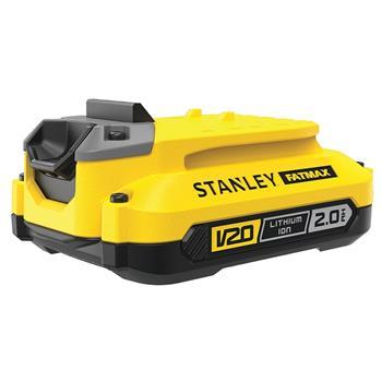Stanley V20 2.0Ah baterie