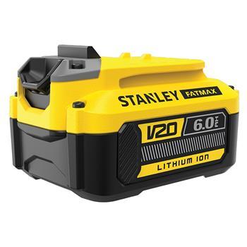 Stanley V20 6.0Ah baterie