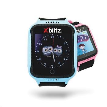 Xblitz Kids Watch ME hodinky modré