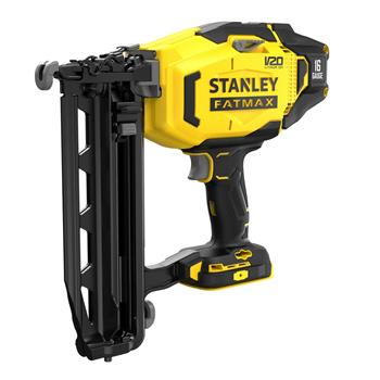 Stanley V20 16g hřebíkovačka, bez baterií a nabíječky