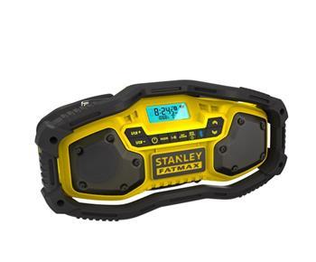 Stanley Aku rádio FM/AM 18 V s rozhraním Bluetooth