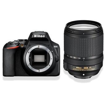 NIKON zrcadlovka D3500 + 18-140mm