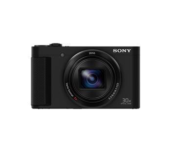 SONY DSC-HX90V Cyber-Shot 18,2 MPix, 30x zoom - černý