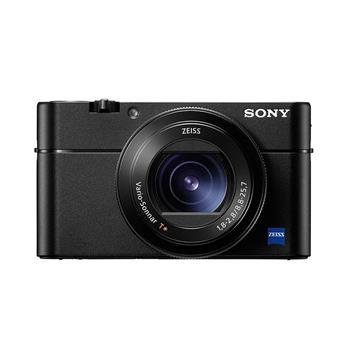 SONY DSC-RX100 VA Cyber-Shot 20.2MPix, 2.9x zoom - černý