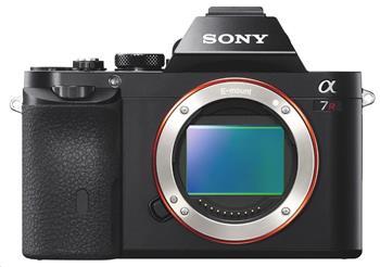SONY Alfa 7R (36,4MPix, Full Frame snímač) - tělo
