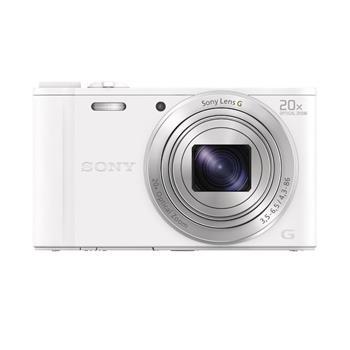 SONY DSCWX350W Cyber-Shot 18.2MPix, 20x zoom, Wi-Fi - bílý