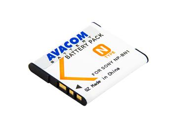 AVACOM fotobaterie pro Sony NP-BN1 Li-Ion 3.6V 650mAh 2.4Wh