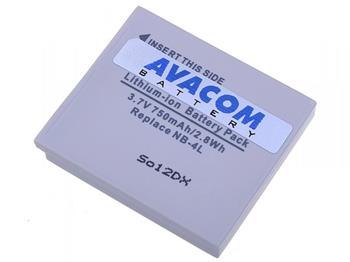 AVACOM Canon NB-4L Li-Ion 3.7V 750mAh 2.8Wh