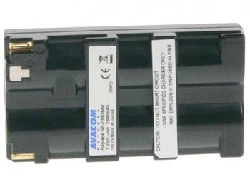 AVACOM Sony NP-F550 Li-ion 7.2V 2300mAh 16.6Wh černá