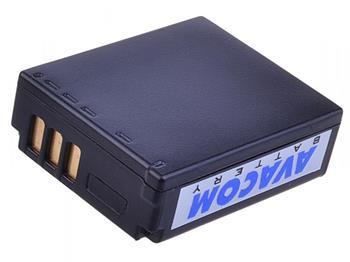 AVACOM Panasonic CGA-S007, DMW-BCD10 Li-ion 3.7V 1000mAh 3.7Wh
