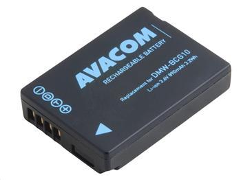 AVACOM Panasonic DMW-BCG10 Li-ion 3.6V 890mAh 2.9Wh