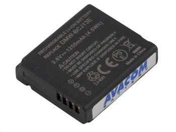 AVACOM Panasonic DMW-BCJ13, BC13E Li-Ion 3.6V 1250mAh 4.5Wh