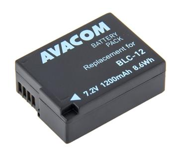 AVACOM Panasonic DMW-BLC12 Li-Ion 7.4V 1200mAh 8.6Wh
