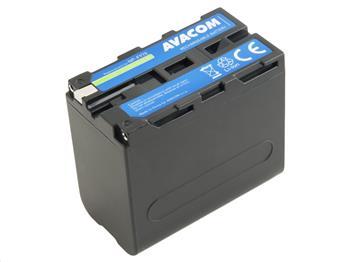 AVACOM Sony NP-F970 Li-Ion 7.2V 10050mAh 72.4Wh LED indikace