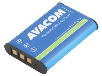 AVACOM Nikon EN-EL11, Olympus Li-60B, Pentax D-LI78, SONY NP-BY1 Li-Ion 3.6V 600mAh 2.2Wh