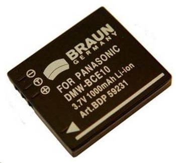 Braun akumulátor Olympus BDP-OLI40 (D45,Oly. LI-40,42B - 3,7 V/740 mAh - FE,IR,SP,Mju700-780)