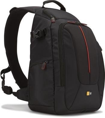 Case Logic batoh DCB308K jednoramenný pro fotoaparát, černá