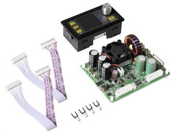CONRAD Laboratorní zdroj s nastavitelným napětím Joy-it JT-DPS5015, 0 - 50 V, 0 - 15 A, 750 W, Počet výstupů: 1 x