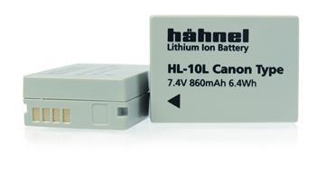 Hahnel Baterie Hahnel Canon HL-10L / NB-10L Baterie Hahnel Canon HL-10L / NB-10L