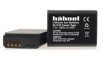 Hahnel Baterie Canon HL-E10 / LP-E10 Baterie Hahnel Canon HL-E10 / LP-E10