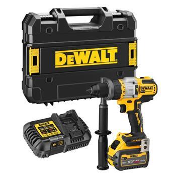 DeWALT DCD999T1 AKU příklepová vrtačka