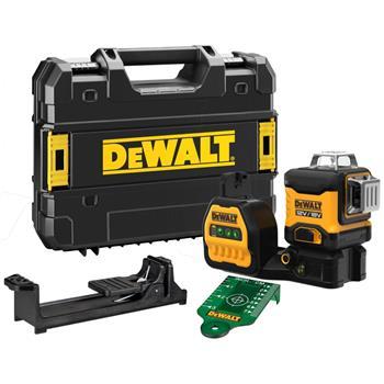 DeWALT DCE089NG18 AKU Křížový laser - sada